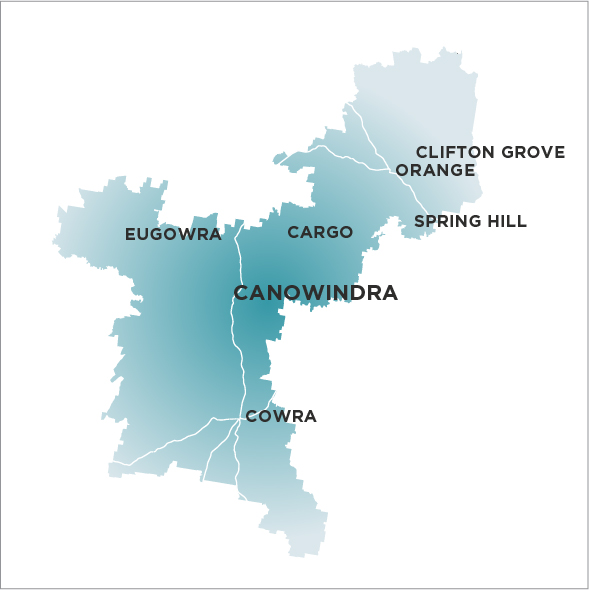Canowindra News Map