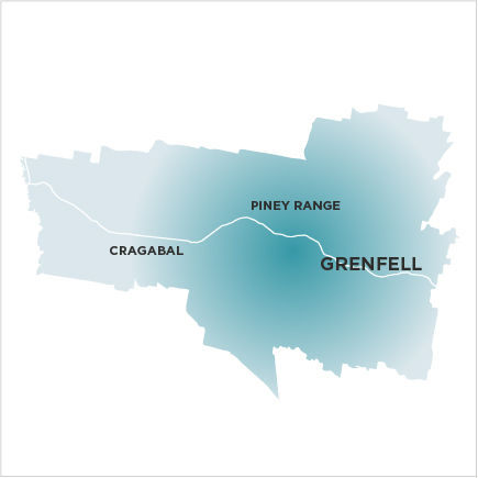 Grenfell Record-Map 110