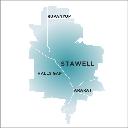 The Stawell Times News-Map